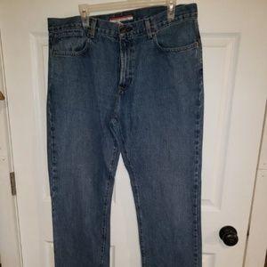 Mens Vintage Tommy Hillfiger Jeans 36x34